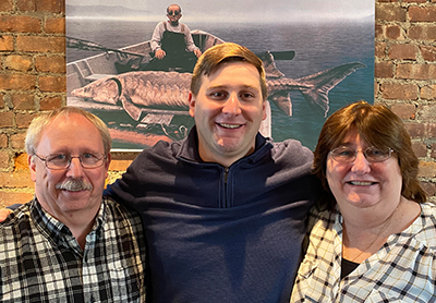 Ruh Family, Indian Point Heritage Project interview